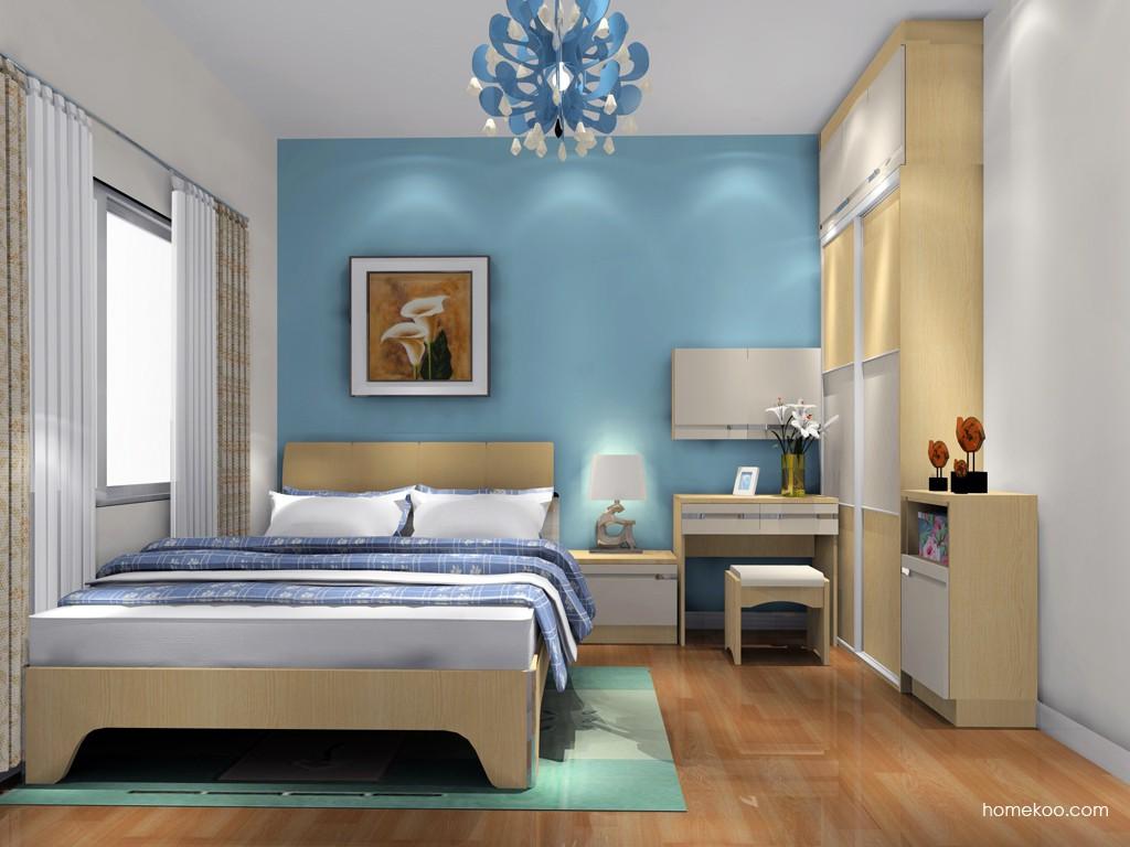 丹麦本色II卧房家具A18679