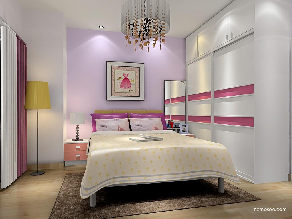 浪漫主义卧房家具A18682