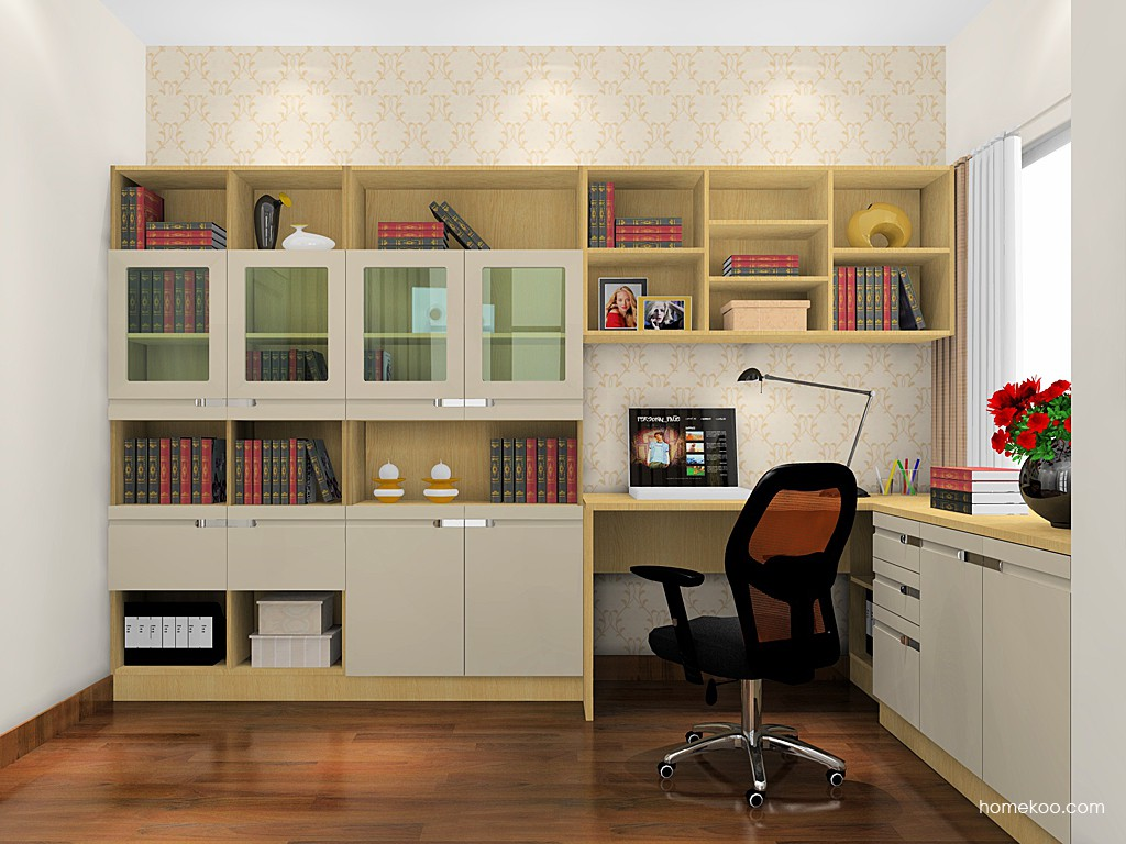 丹麦本色II书房家具C18821