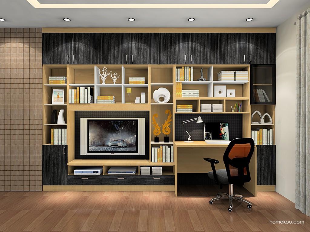 新实用主义书房家具C18841