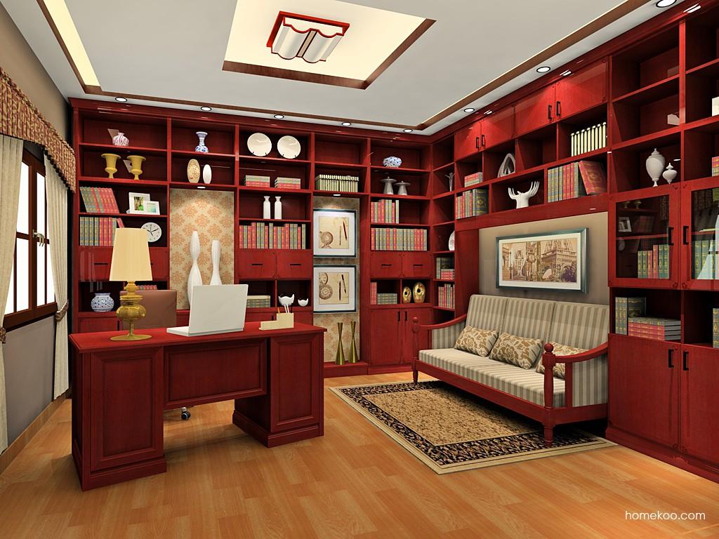中国韵书房家具C18842