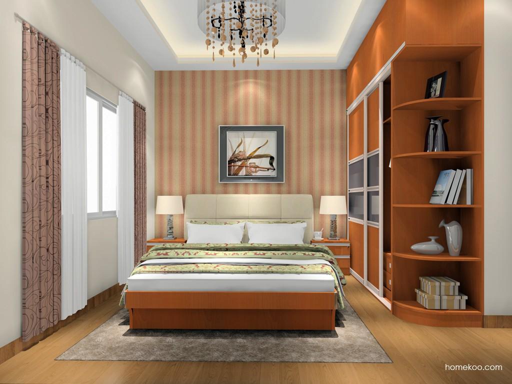 加州梦卧房家具A18692