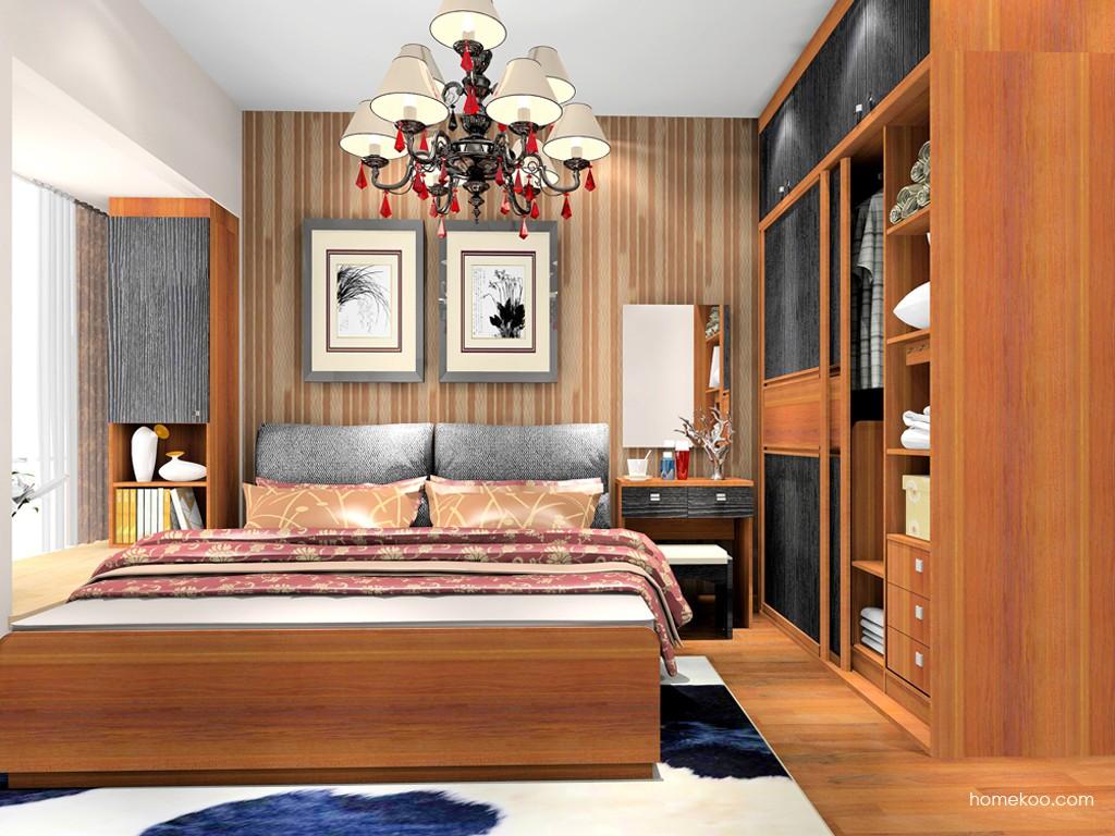 德国森林卧房家具A18693