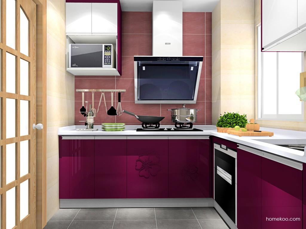 紫晶魅影橱柜F17438