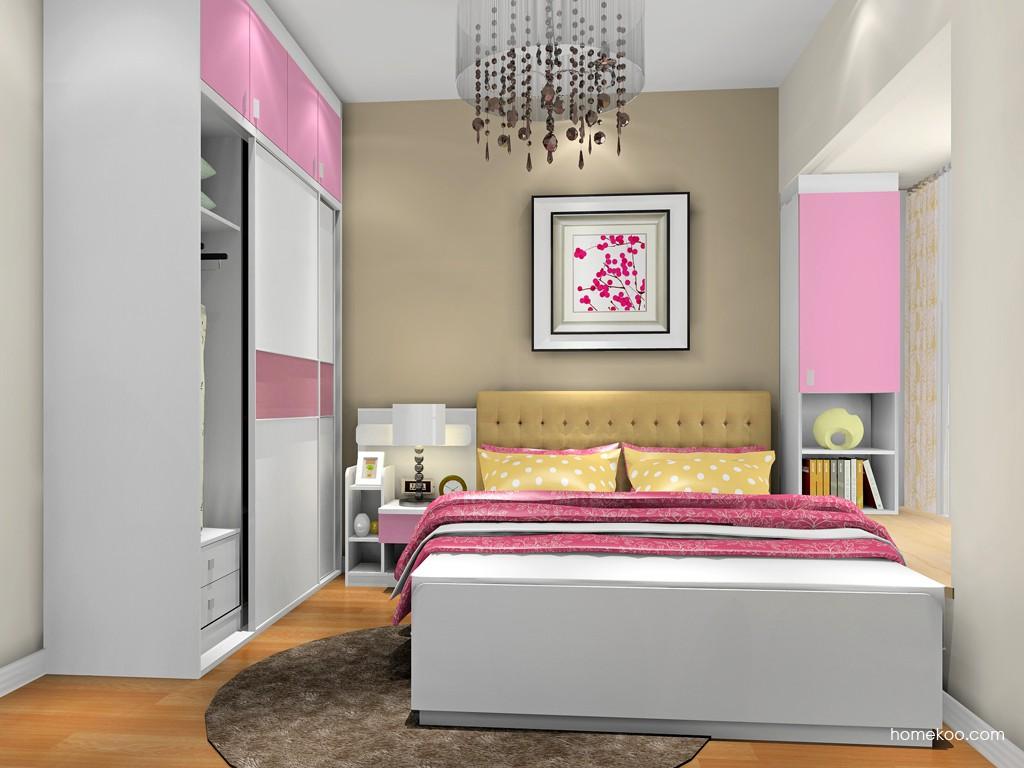 浪漫主义卧房家具A18700