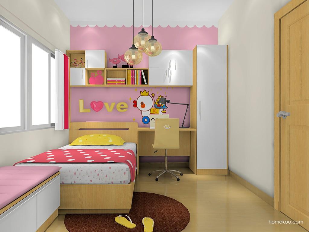 女孩的梦青少年房B18895