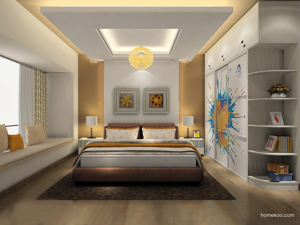 首尔之缤卧房家具A18707
