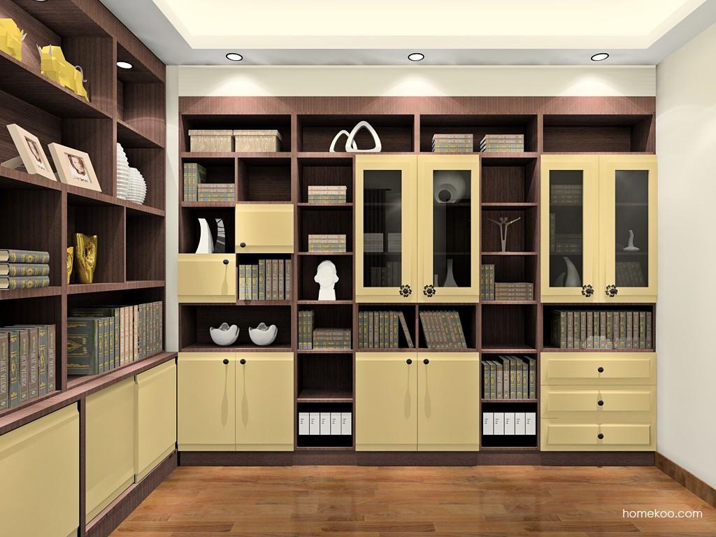 卡罗摩卡书房家具C18860