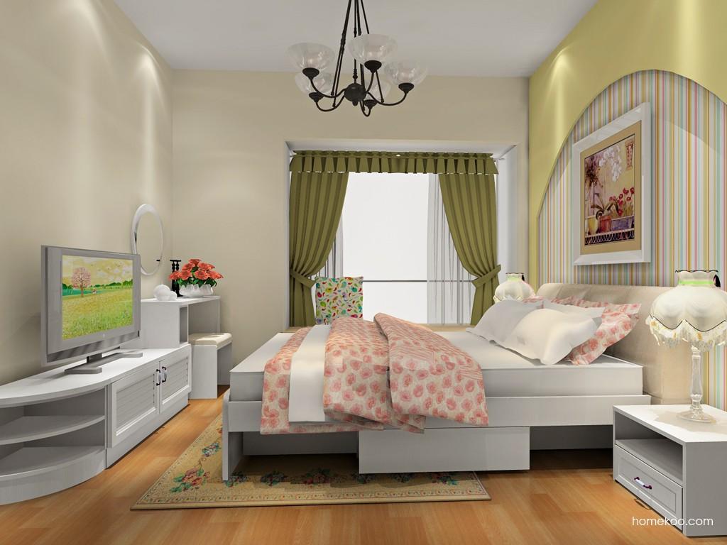 韩式田园卧房家具A18710