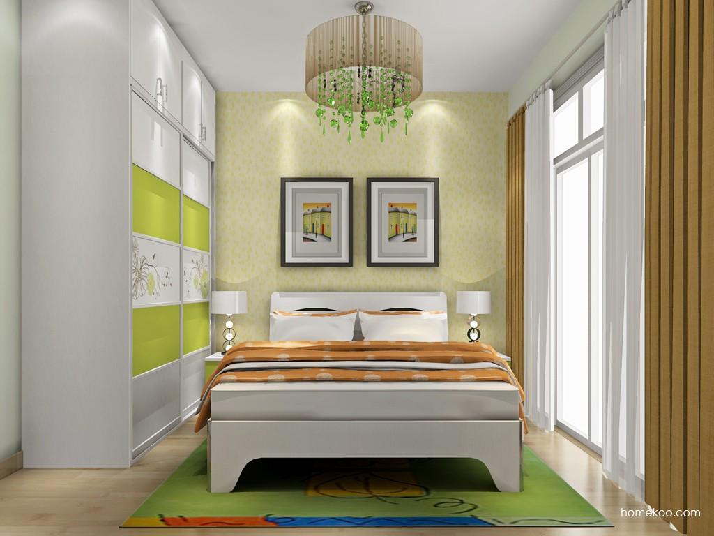 里昂春天卧房家具A18713
