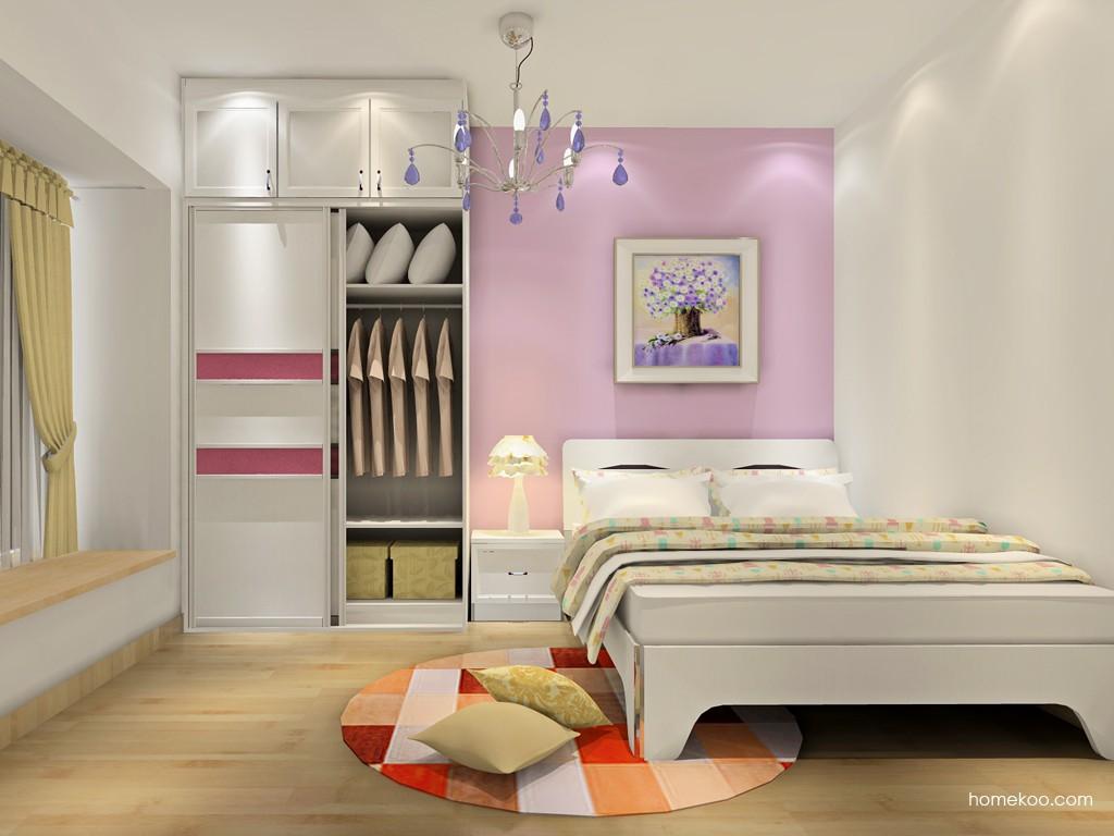 韩式田园卧房家具A18715
