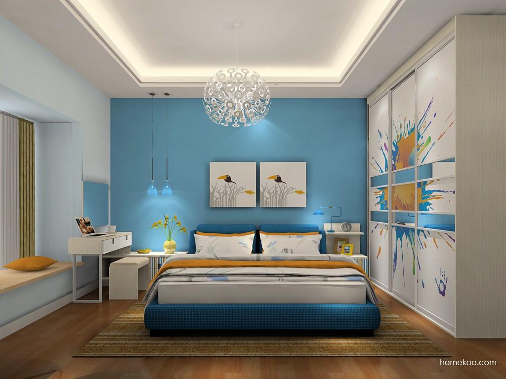 首尔之缤卧房家具A18727