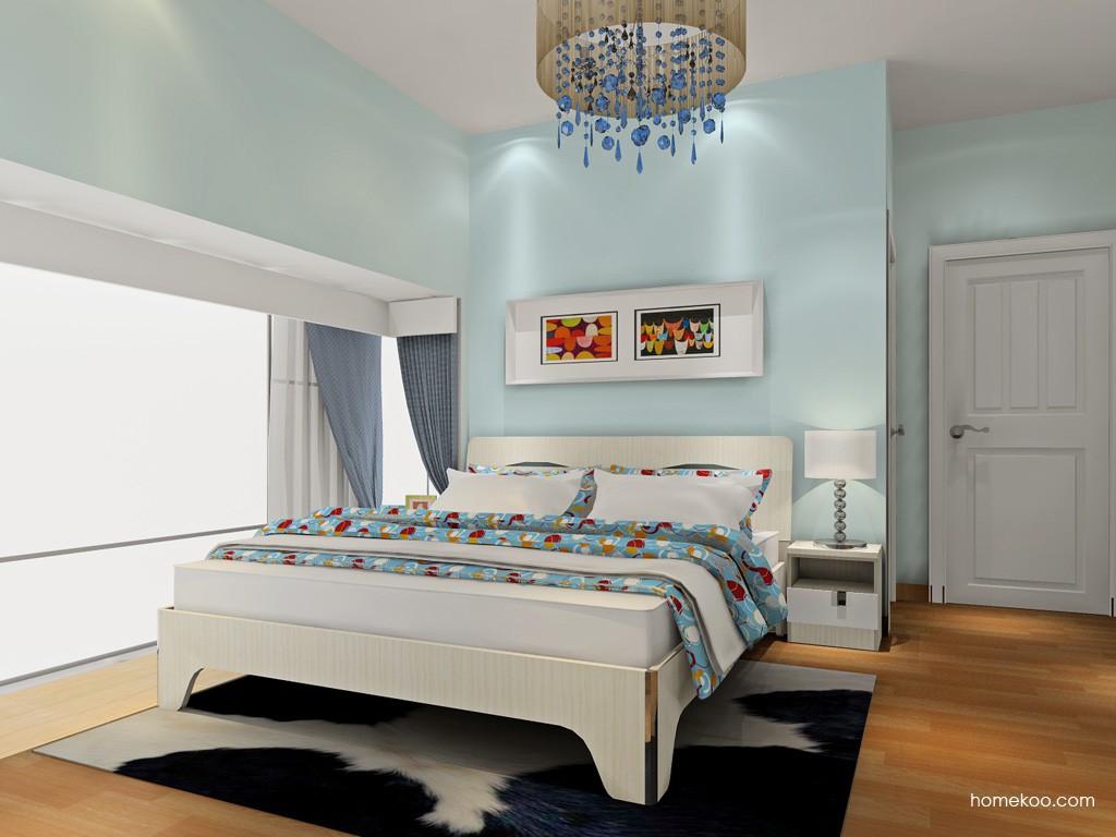 首尔之缤卧房家具A18738