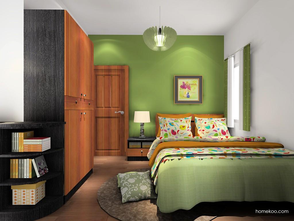 德国森林卧房家具A18730
