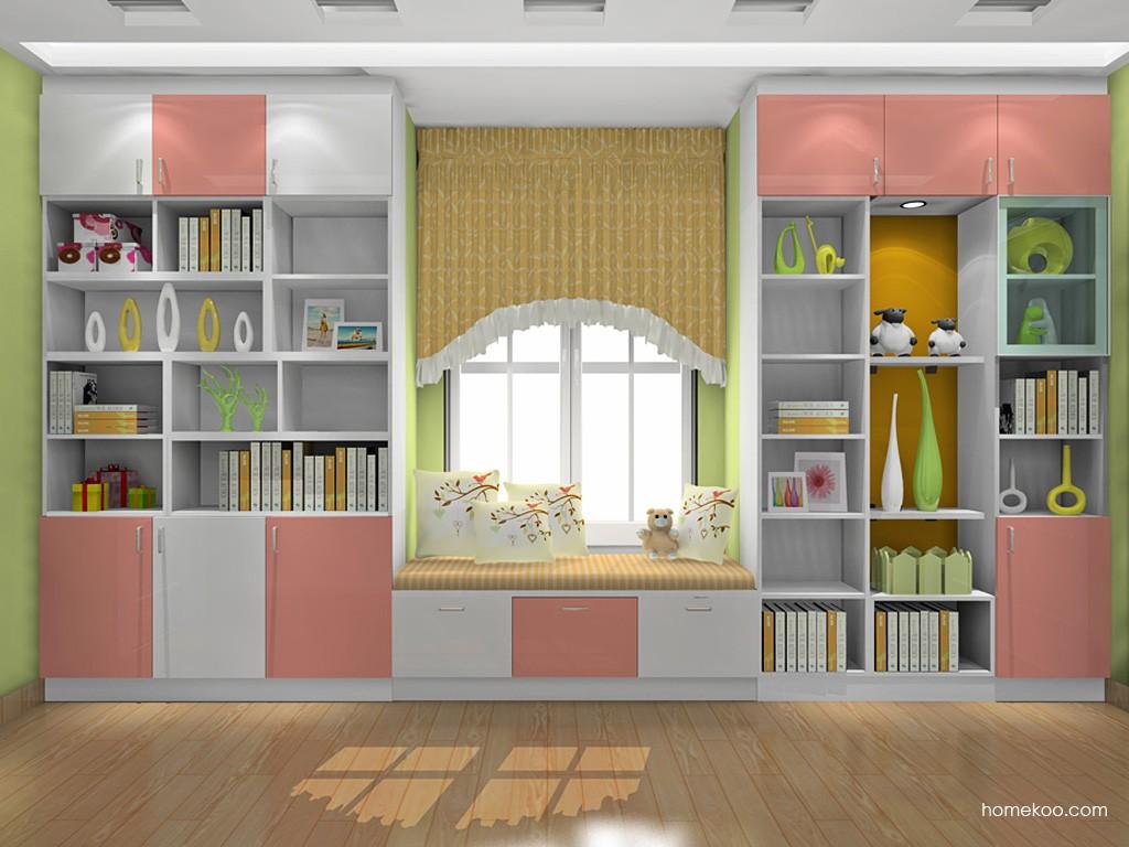 浪漫主义书房家具C18879