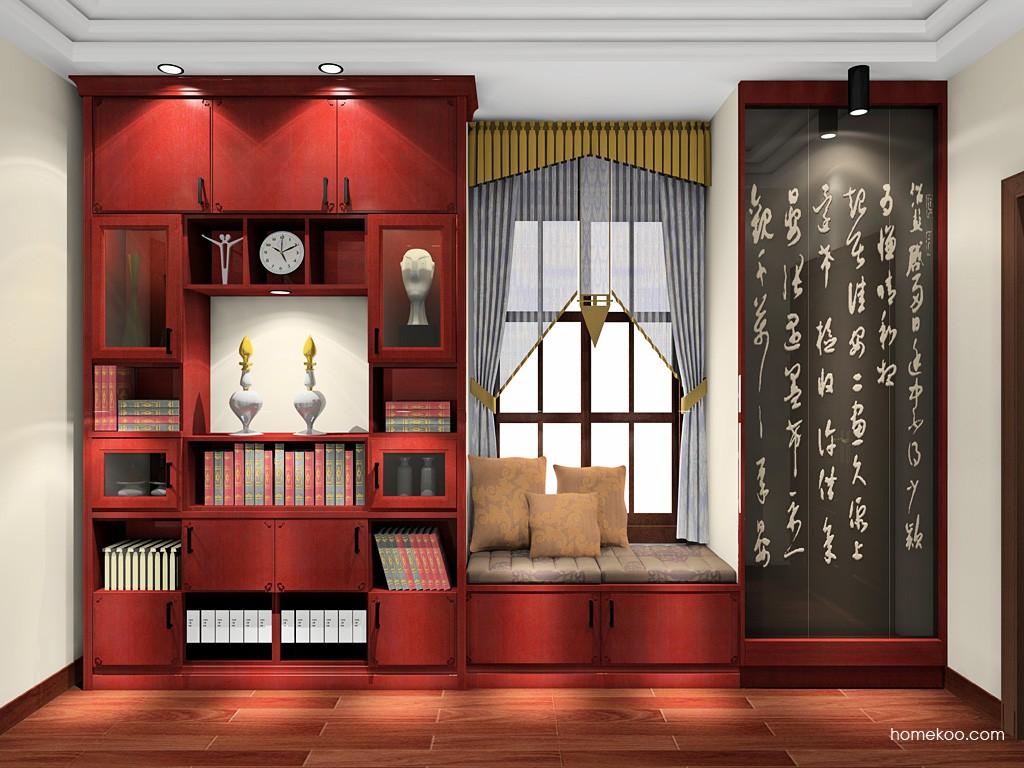 中国韵书房家具C18880