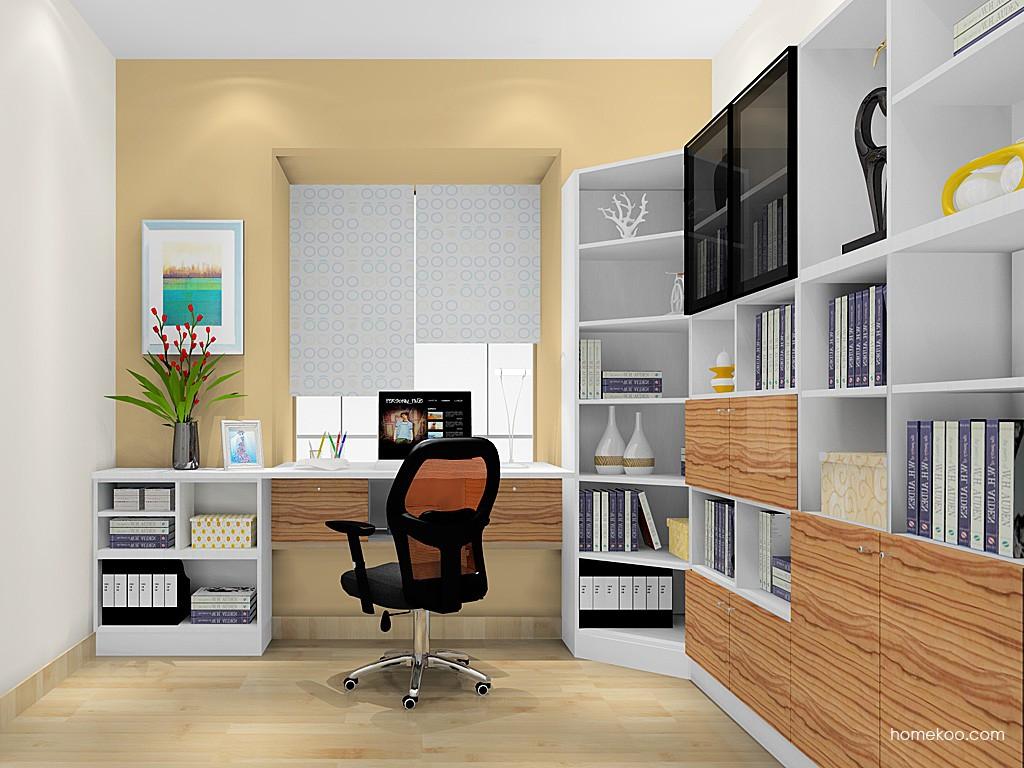 新实用主义书房家具C18881