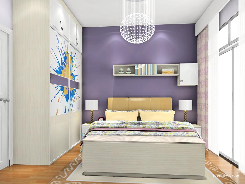 首尔之缤卧房家具A18763