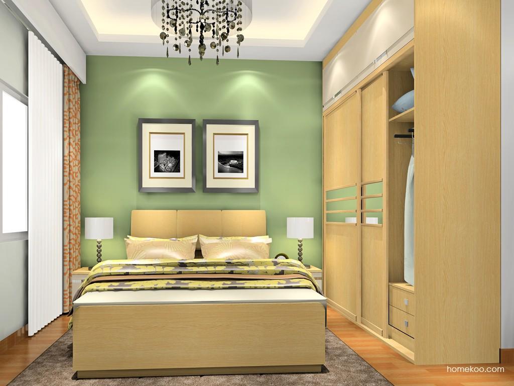丹麦本色II卧房家具A18770