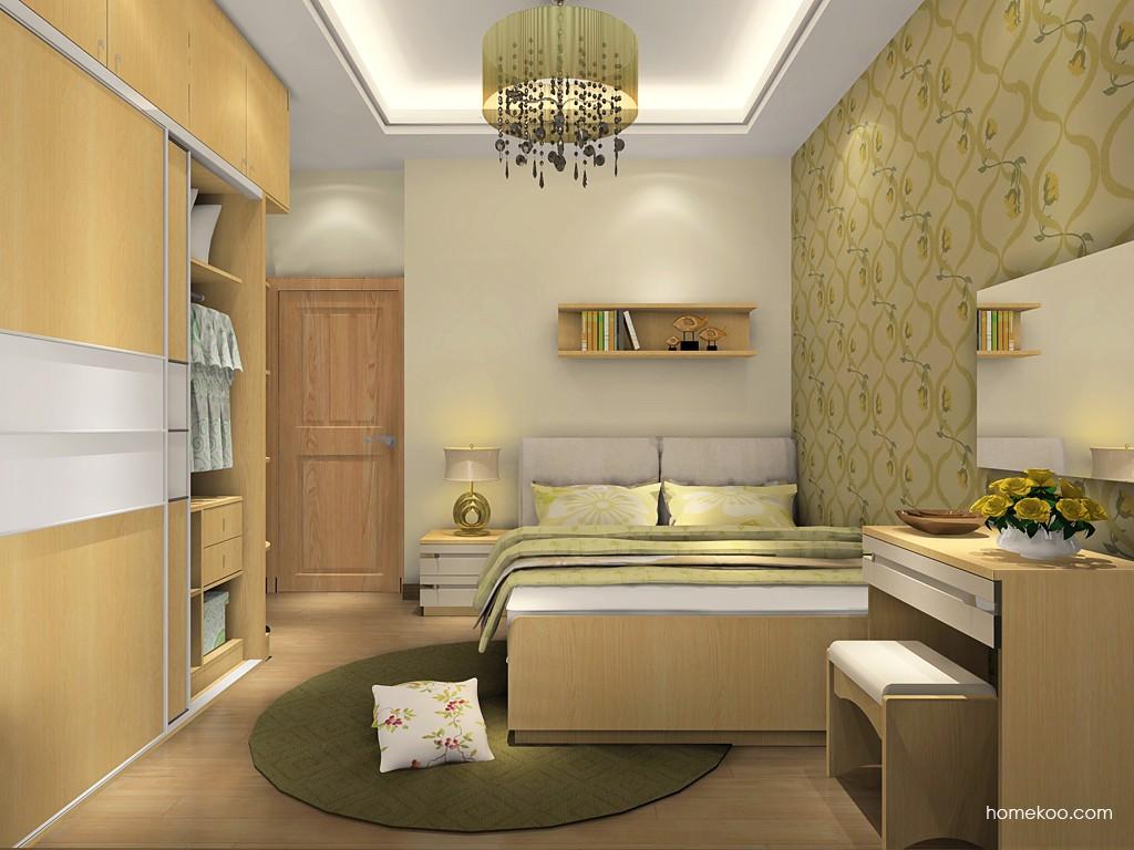 丹麦本色II卧房家具A18773