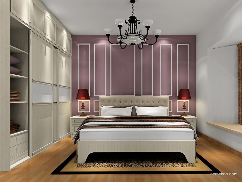 英伦印象卧房家具A18774