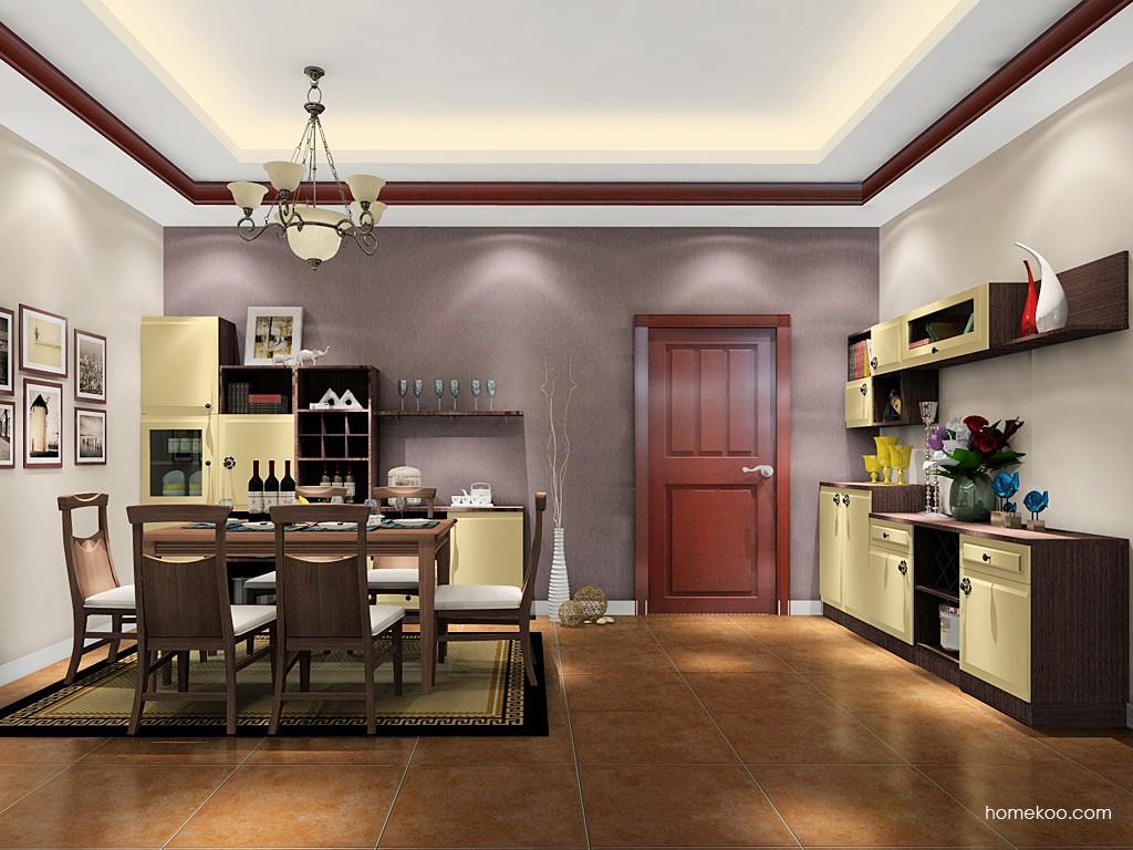 卡罗摩卡餐厅家具E16884