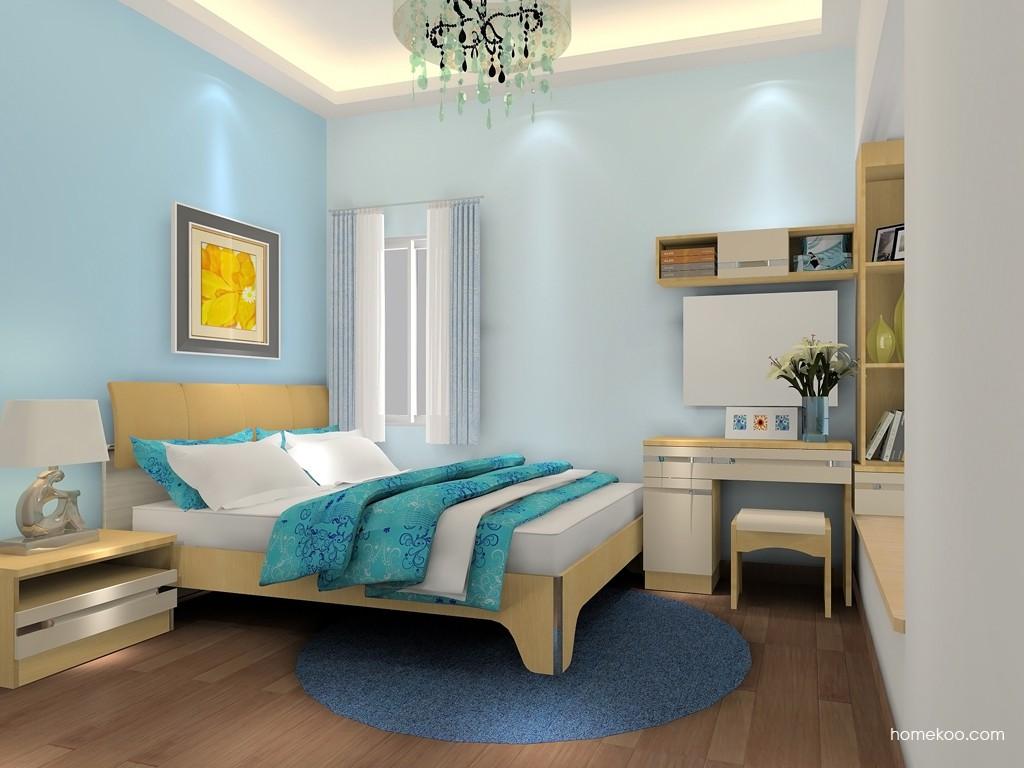 丹麦本色II卧房家具A18786