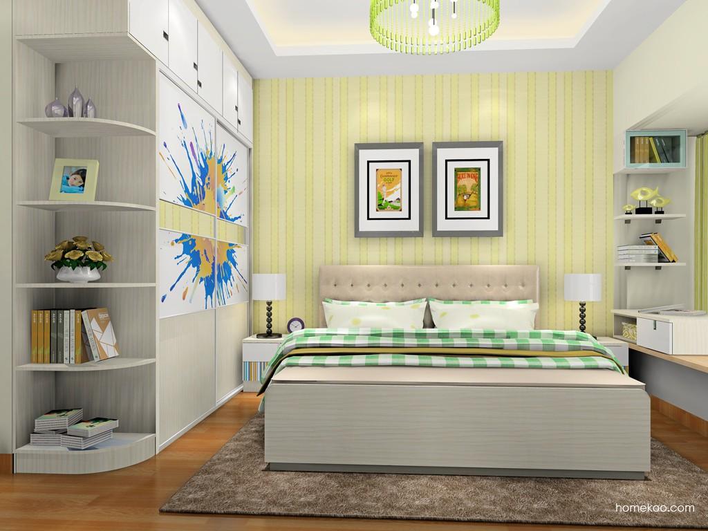首尔之缤卧房家具A18790