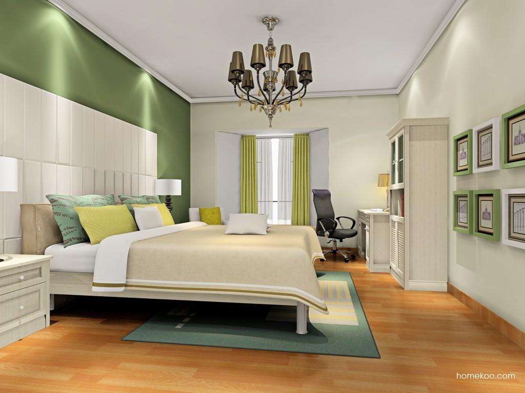 英伦印象卧房家具A18799