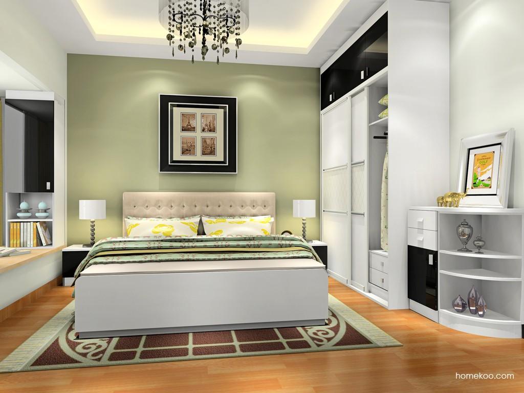 简约主义卧房家具A18795