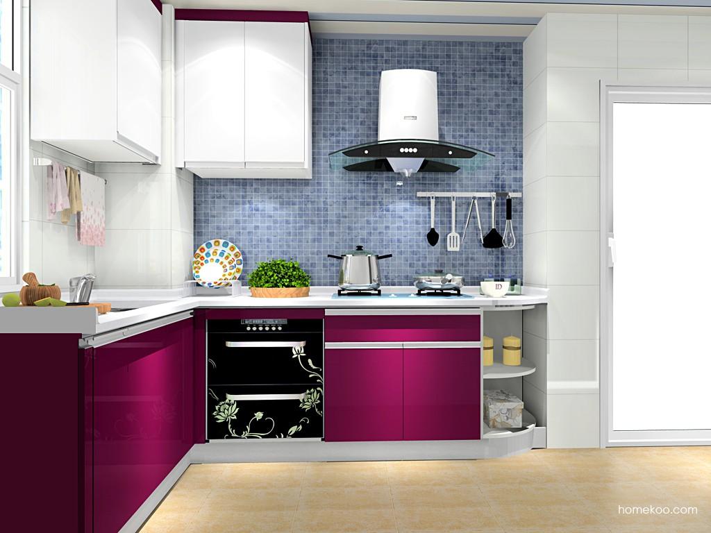 紫晶魅影橱柜F17529