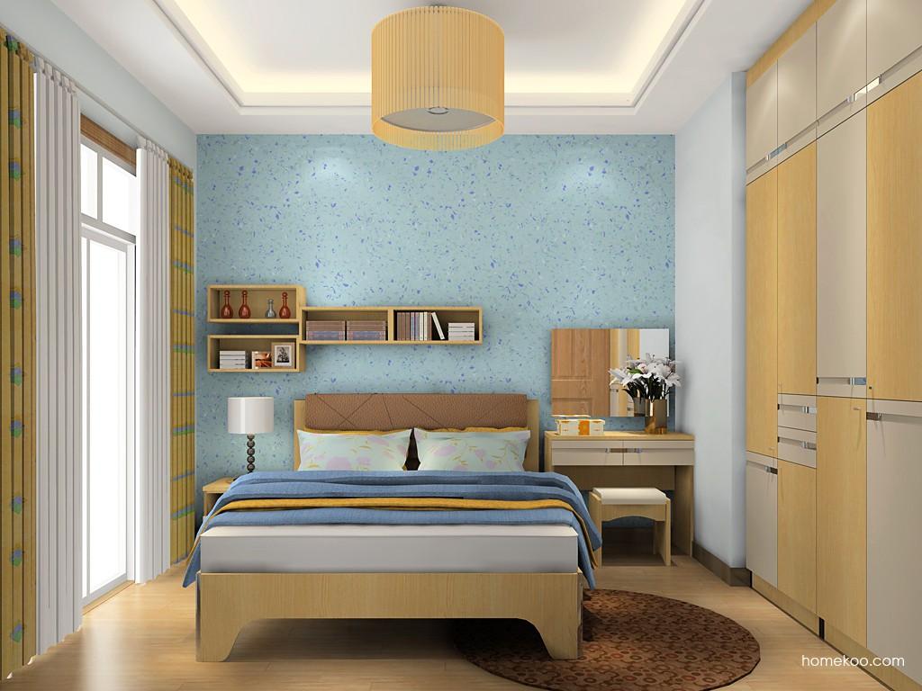 丹麦本色II卧房家具A18813