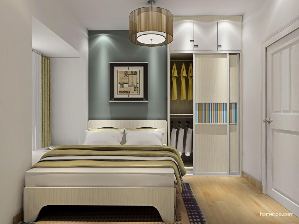 首尔之缤卧房家具A18818