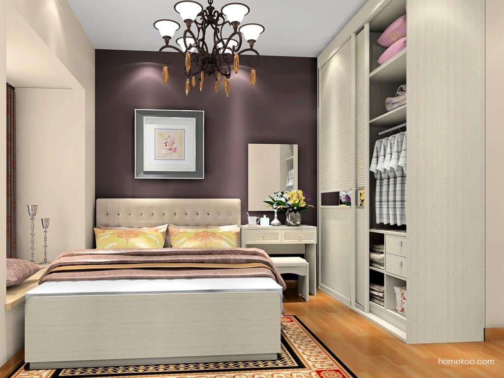 英伦印象卧房家具A18822