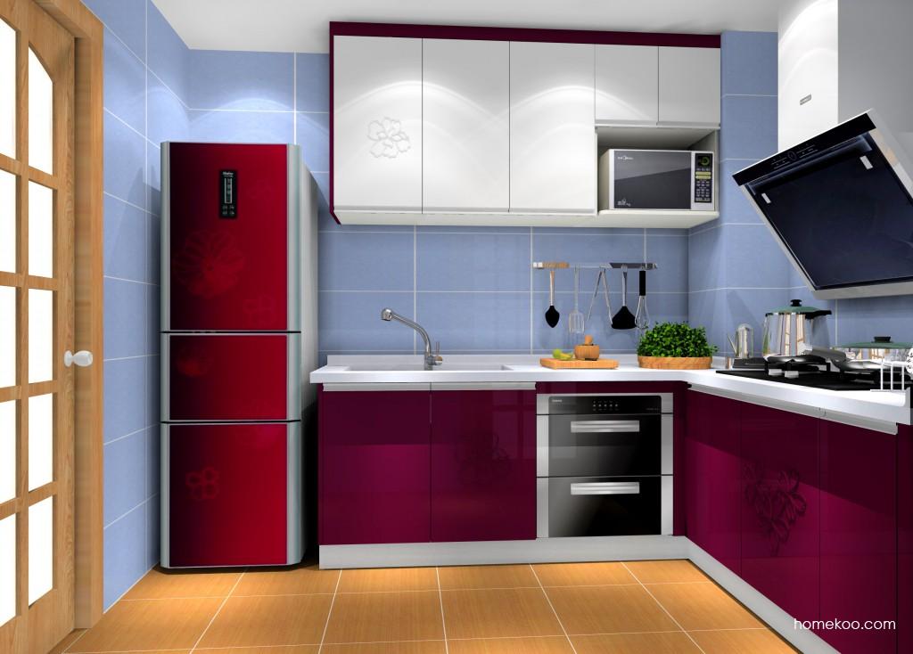 紫晶魅影橱柜F17544