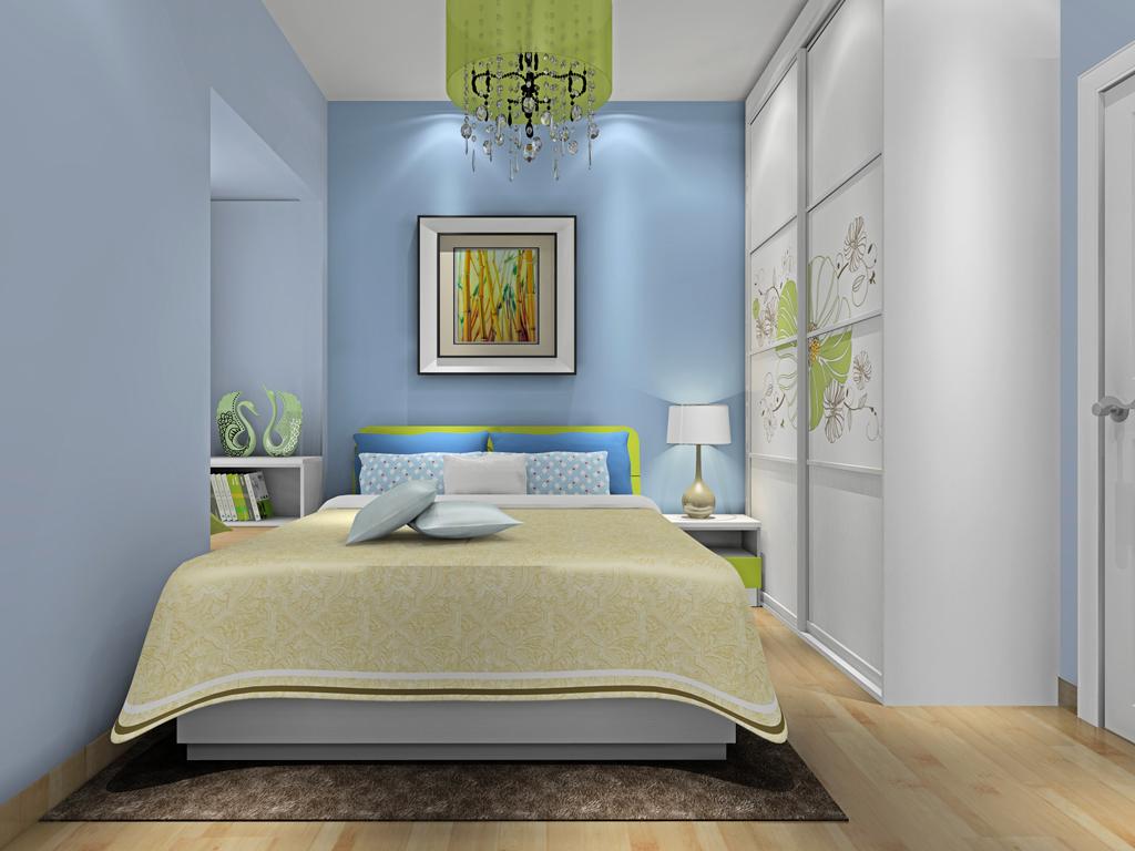里昂春天卧房家具A18836