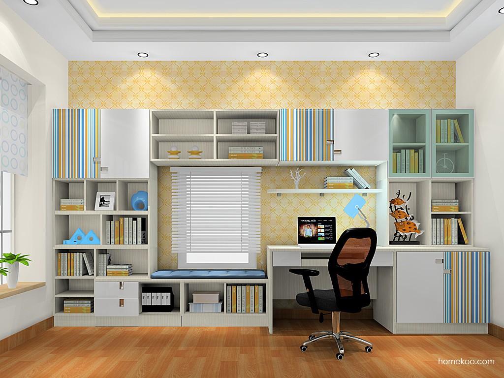 首尔之缤书房家具C18912