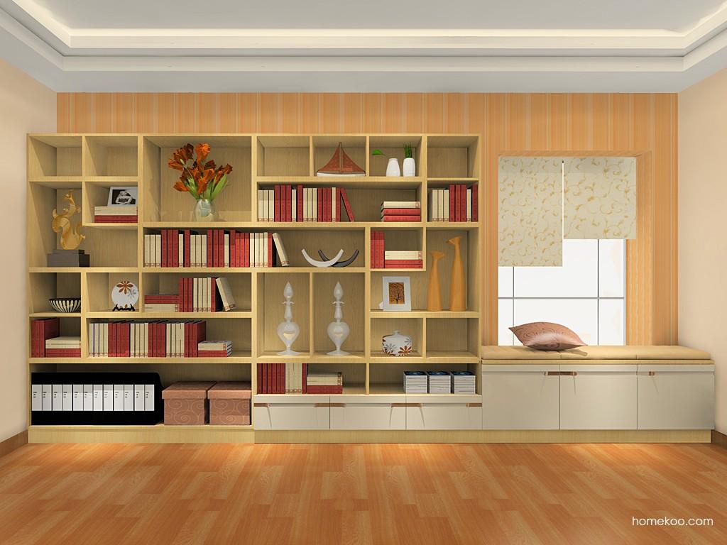 丹麦本色II书房家具C18917