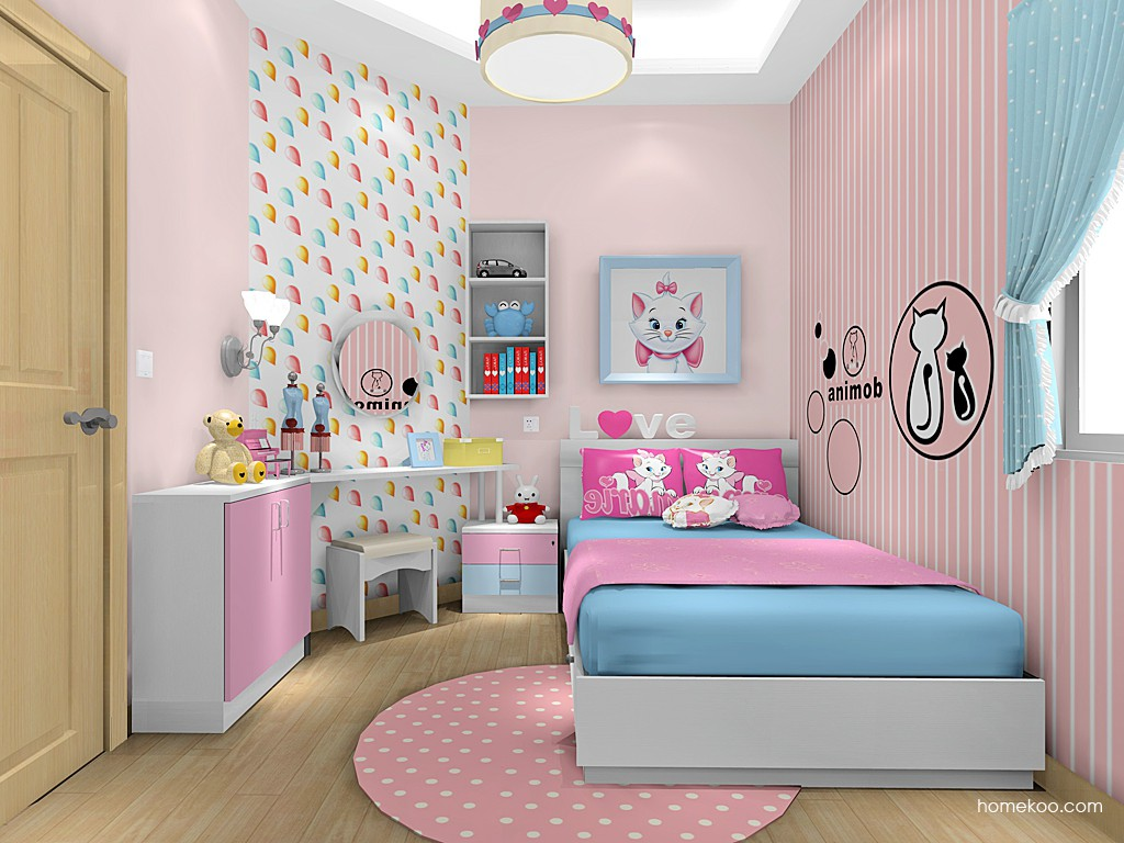 女孩的梦B18960