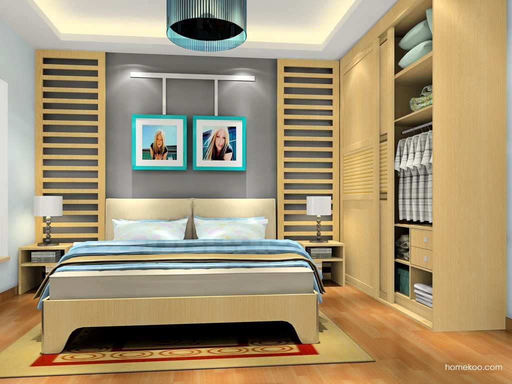 丹麦本色II卧房家具A18847