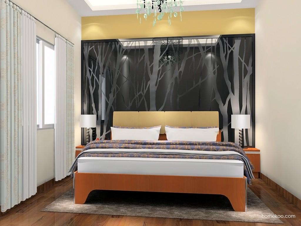 加州梦卧房家具A18851