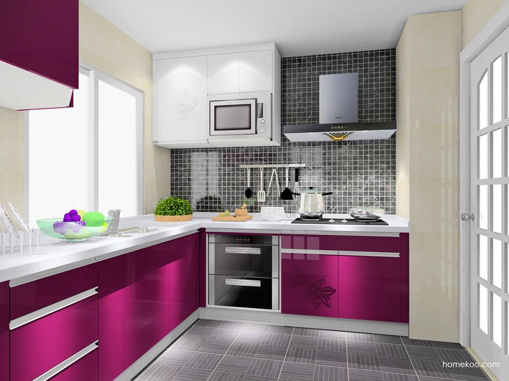 紫晶魅影橱柜F17570