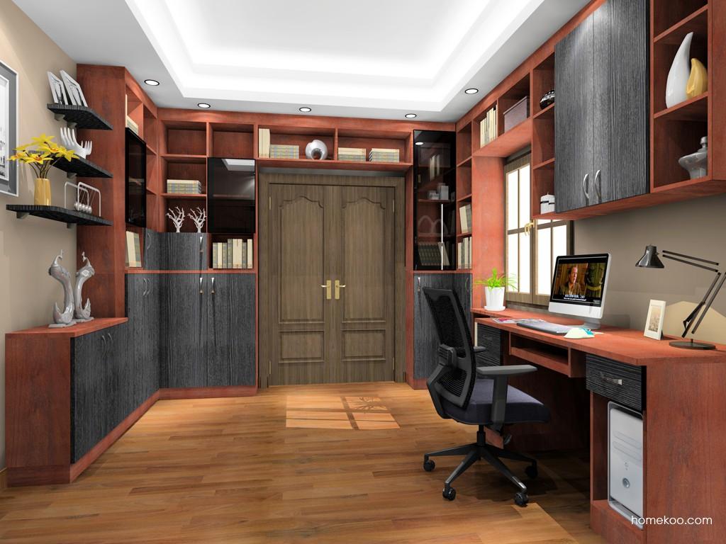新实用主义书房家具C18943