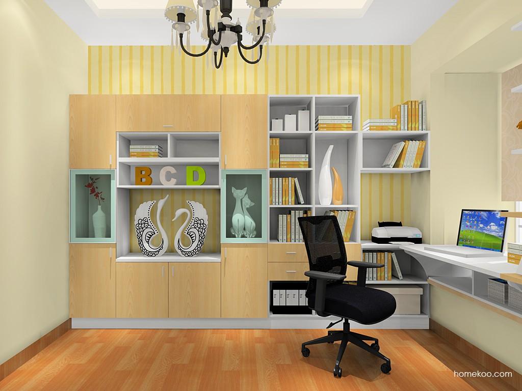 新实用主义书房家具C18947