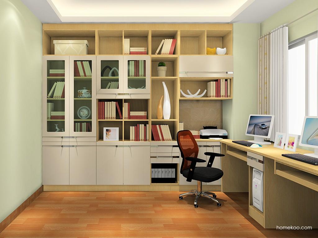 丹麦本色II书房家具C18957