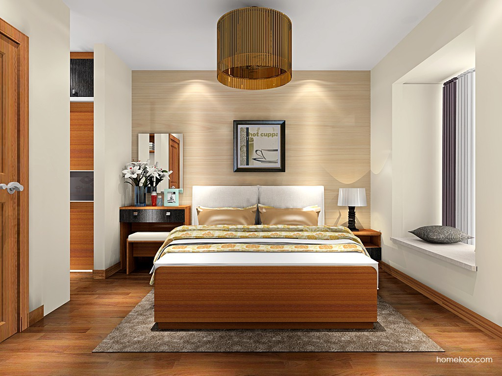 德国森林卧房家具A18965