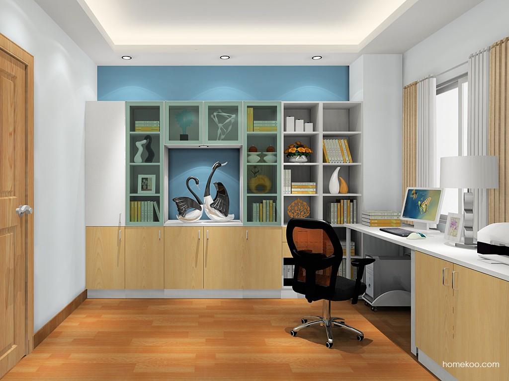 新实用主义书房家具C19015