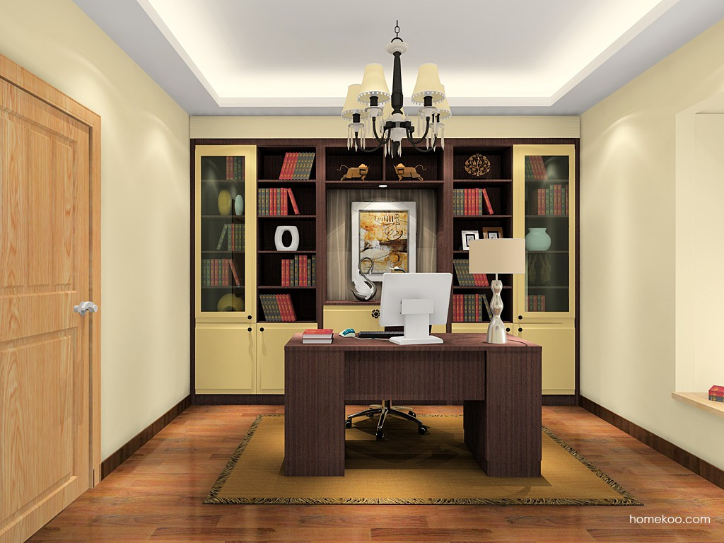 卡罗摩卡书房家具C19067