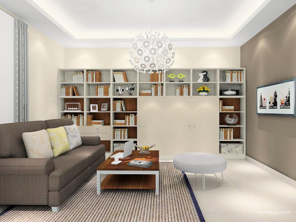 新实用主义书房家具C19075