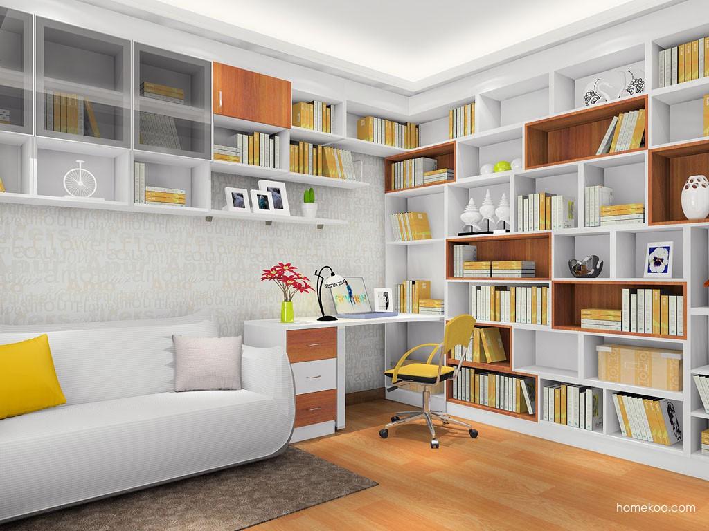 新实用主义书房家具C19079